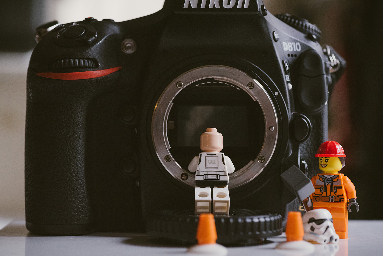 Film und Foto mit der DSLR – Digitalen Spiegelreflexkamera – Einführungsveranstaltung