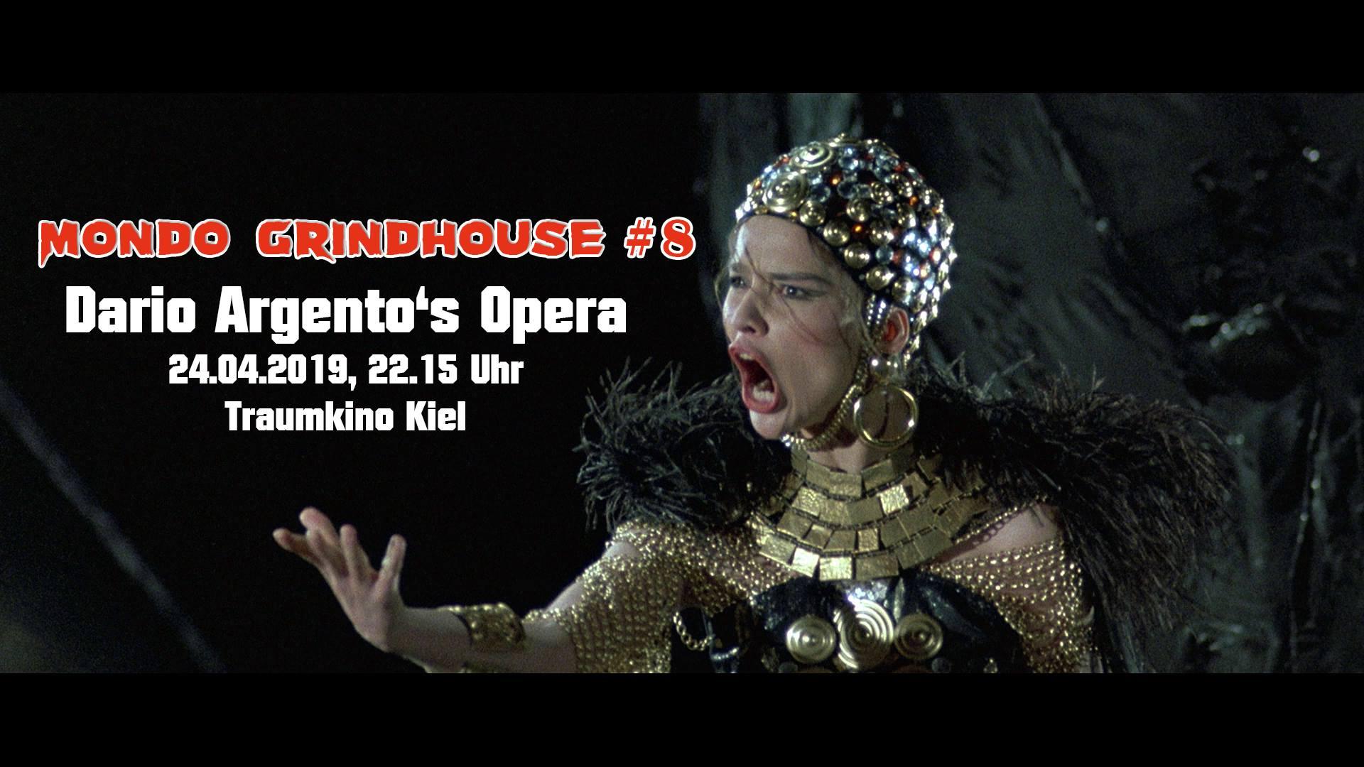 Mondo Grindhouse #8: Dario Argento's Opera (OmU)