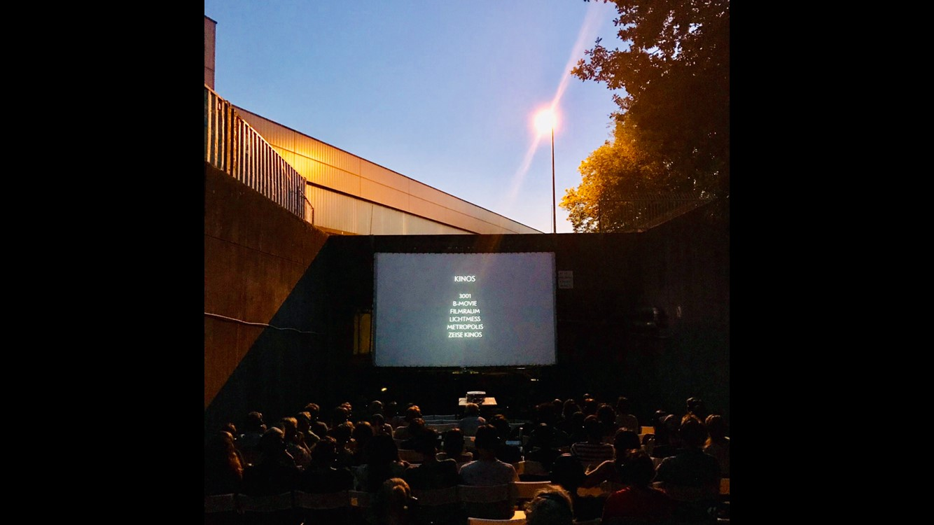 Kurzfilm Festival Hamburg - Kurz davor: Open Air
